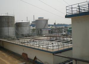 山东某化工厂污水改造