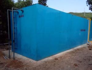 某地农村改造污水处理工程