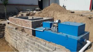 某养殖场污水处理工程